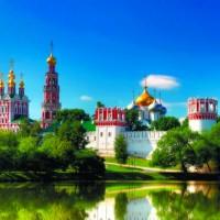Совещание в Новодевичьем монастыре