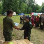 «Опыт взаимодействия благочиния с муниципальными детскими учреждениями»