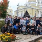 Православная гимназия «Светоч» на озере Селигер