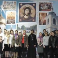 Опыт молодежных паломнических поездок