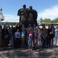 Паломническая поездка воскресной школы Никольского храма г. Пушкино