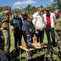 Работа семейного лагеря в Царево