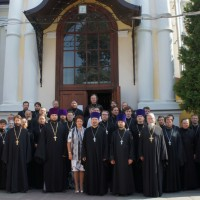 Первое заседание Колегии Епархиального отдела по организованному православному отдыху, паломничеству и православному туризму