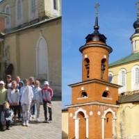 Православный детский лагерь в Колюбакино