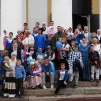 """""""Как устроить православный семейный лагерь?"""" - священник Василий Лосев"""