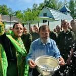 Крестный ход в Пушкинском благочинии