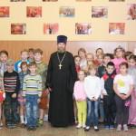 Литературная встреча в летнем лагере при Ловецкой школе