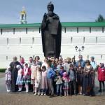 Паломничество воскресной школы Троицкого храма г. Королева