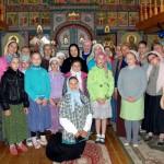 Летний лагерь для девочек православной гимназии «Светоч»