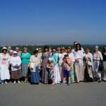 Паломническая поездка прихожан Богоявленского храма села Жаворонки в Сербию