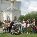 Православный детский лагерь в Жестылево