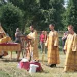 Православный семейный лагерь в Шатурском благочинии