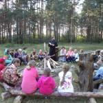Православный летний лагерь при Спасо-Преображенском храме с. Андреевские Выселки