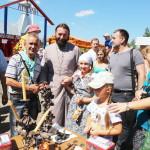 Десятый международный Бывалинский фестиваль кузнечного искусства