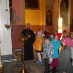 Паломничество воспитанников социально-реабилитационного центра «Подросток» по храмам Серебряно-Прудского благочиния