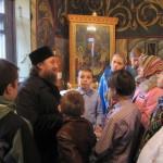 Паломничество Лобненского приюта «Росинка» в Никольский храм села Озерецкое