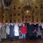 Паломничество прихожан Сретенского храма в Серпухов