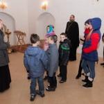 Поездка воспитанников Домодедовского социального приюта в Свято-Успенский Иосифо-Волоцкий монастырь