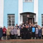 Паломническая поездка прихожан Свято-Духовского храма деревни Дубровки