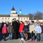 Паломническая поездка членов молодежной организации «ПРОТОС» к святыням Калужской земли