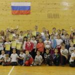 IV Фестиваль физической и духовной культуры воскресных школ Ступинского благочиния