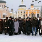 Паломничество в Серпухов прихожан Георгиевского храма города Дедовска