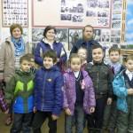 Гости на приходе Пантелеимоновского храма г. Жуковского