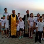 Детский паломнический лагерь «Благовест» в Краснодарском крае