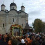 Паломничество прихожан Петропавловского храма города Химки в Серпухов