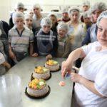 Поездка воспитанников Коломенского детского дома-интерната «Планета детства» в Московскую пекарню и Николо-Угрешский монастырь