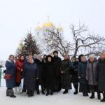 Паломничество прихожан Покровского храма села Никульское