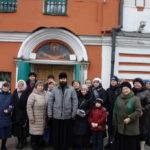 Паломничество прихожан Иоанно-Богословского храма города Коломны и Казанского храма деревни Богдановка