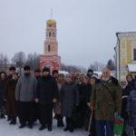 Паломничество прихожан Крестовоздвиженского храма города Коломны