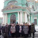 Паломническая поездка прихожан Владимирского храма поселка Индустрия
