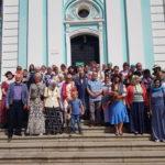Паломническая поездка прихожан Успенского храма с. Успенское в Троице-Сергиеву Лавру