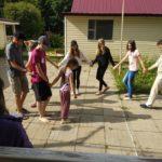 Семейный лагерь в Николо-Прозорово Мытищинского округа