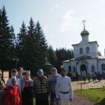 Паломническая поездка прихожан  Казанского храма г. Егорьевск на Оковецкий источник