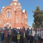 Паломничество прихожан Казанского храма поселка Радужный