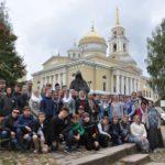 Семейный слет православной гимназии «Светоч»