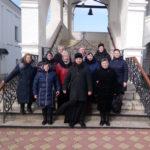 Паломничество прихожан Владимирского храма поселка Индустрия