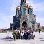 Паломничество Православного военно-патриотического клуба «Пересвет»