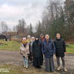 Паломничество прихожан Казанского храма села Ламишино в Иосифо-Волоцкий монастырь